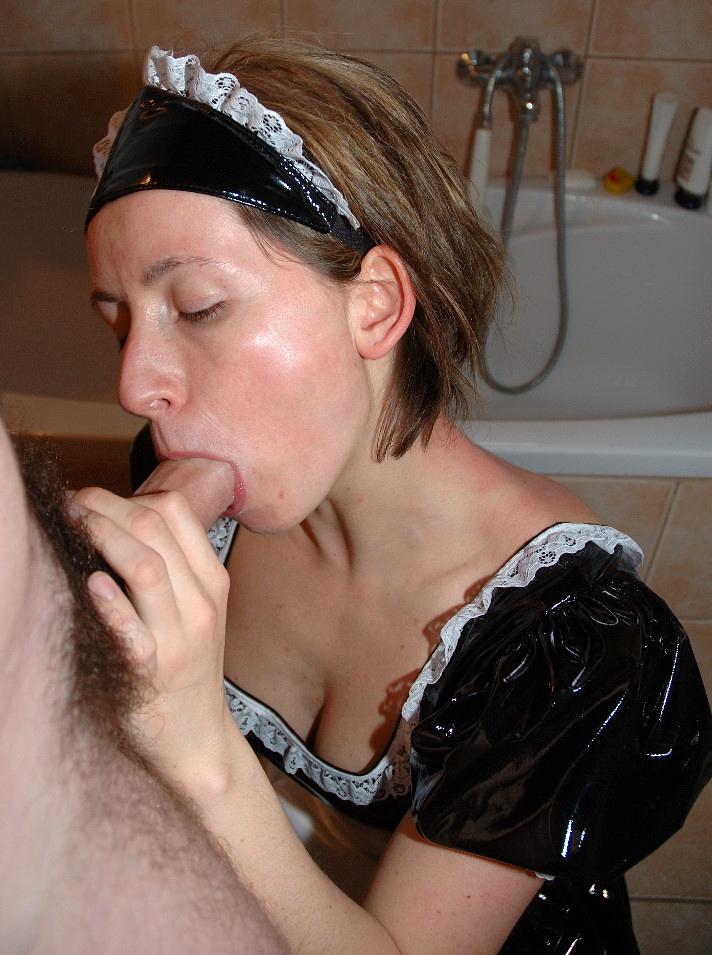 lesbian sex leather slave