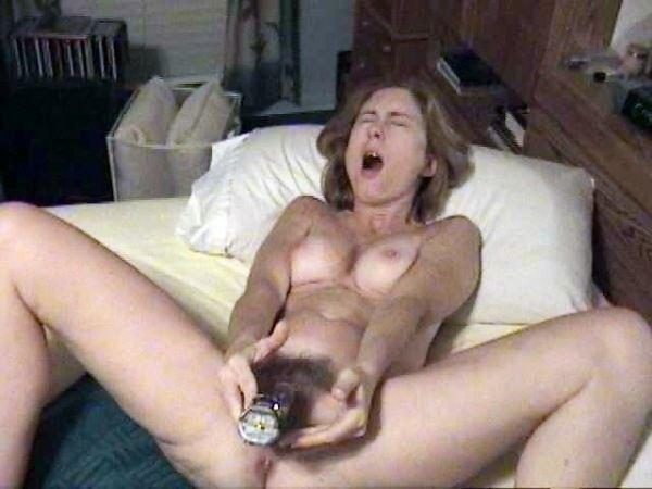 big natural tits strap on